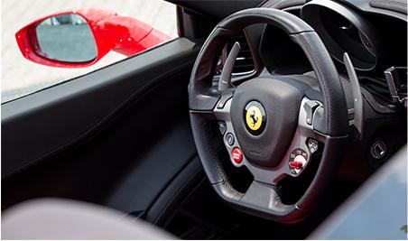 CarMe[カーミー]|クムホタイヤ/ECSTA PS91 Ferrari 458 Spider Img03
