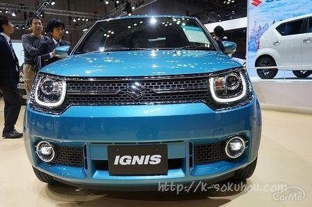 スズキから街乗りにもオフロードにもピッタリな小型SUV新型イグニス(IGNIS)が発売されますね。普通乗用車と...
