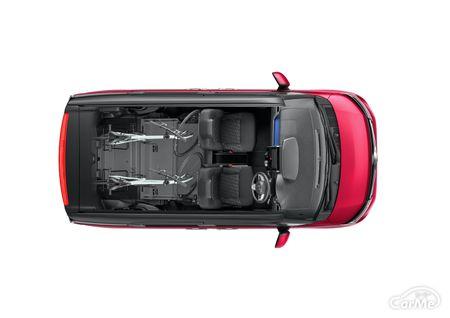 トヨタ タンクのリアシート(後部座席)の使い勝手が良いと評判になっています。コンパクトなボディーを最大...