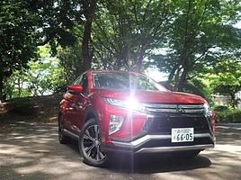 三菱の新世代SUV、エクリプスクロスの実力は?【試乗レポート】