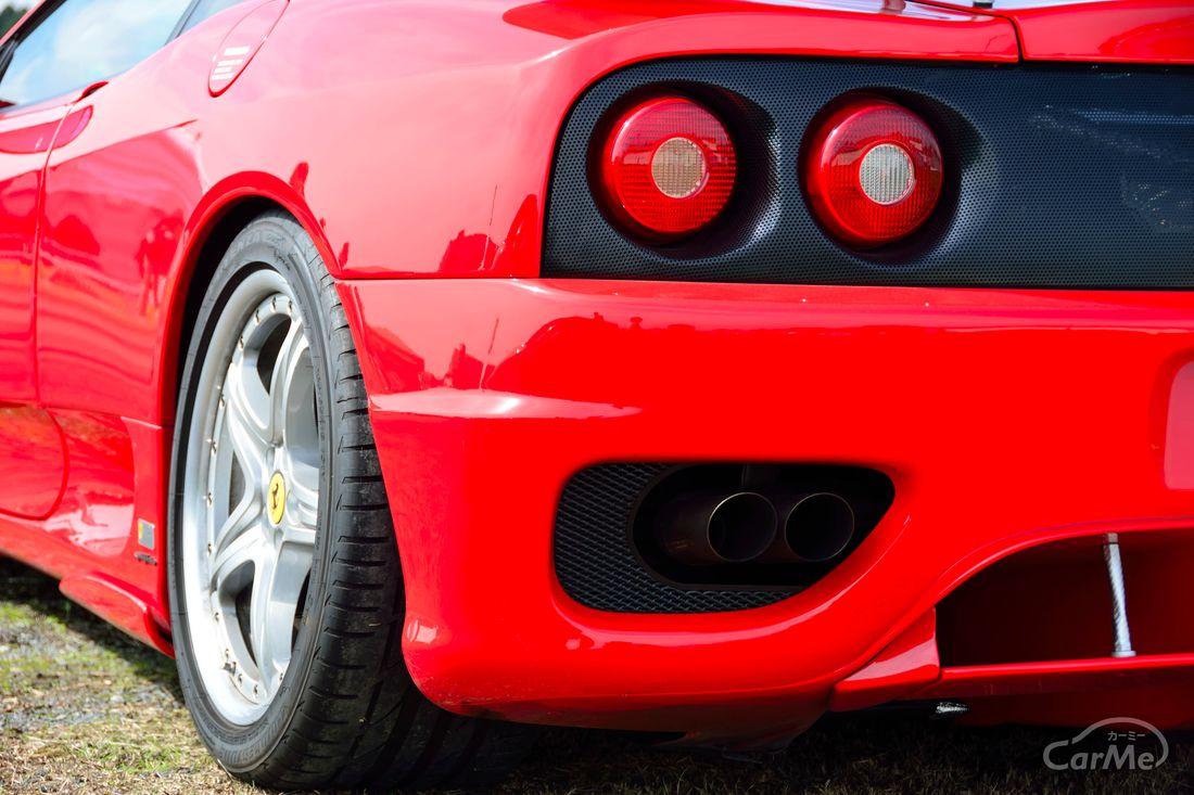 360 フェラーリ