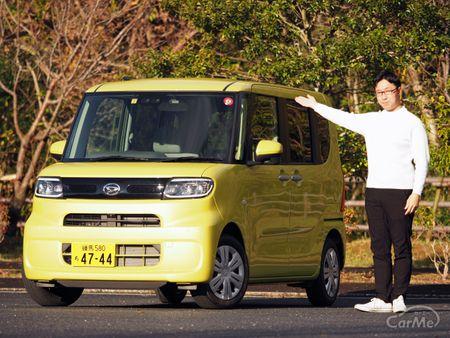 26ヶ月もの間、新車販売ランキングトップを守ってきたホンダN-BOX。11月、とうとう王者N-BOXをタントが破り...