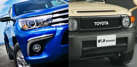 2017年9月12日、トヨタはランドクルーザー プラドのマイナーチェンジ、FJクルーザーの特別仕様車とともに、...