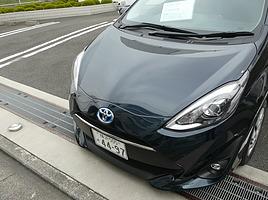 マイナーチェンジを果たしたトヨタ アクア!どんな車か試乗してきました!