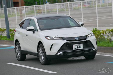 2020年6月に4代目となったトヨタ、ハリアー。新型ハリアーは、日本自動車販売協会連合会の7月の成績を覗い...