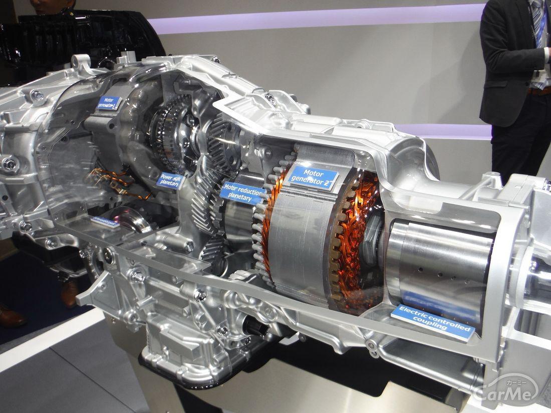 スバル初のプラグインハイブリッドが日本上陸、2モーターの電気式CVTの ...