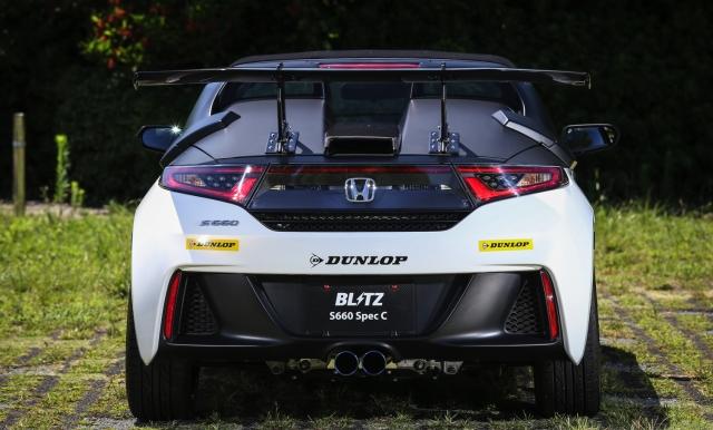 BLITZ ホンダS660