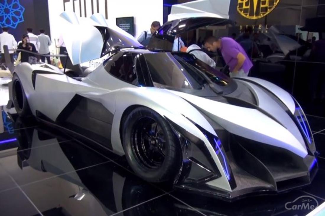 世界 一 高い 車 ブガッティが世界一高価な自動車、1100万ユーロの究極ワンオフジュネ...