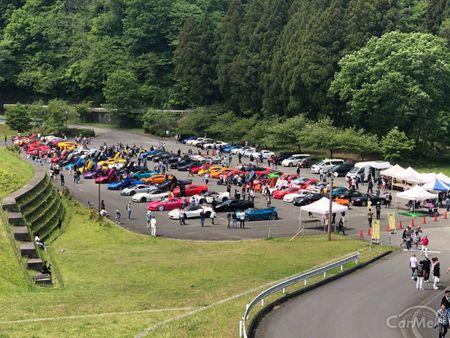 今年で10回目となる「スーパーカーチャリティフェスティバルin宮ケ瀬」が5月12日(日)に開催されました。日...