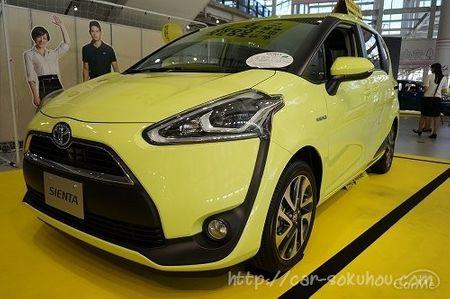 トヨタから小型ミニバン、シエンタ(SIENTA)がフルモデルチェンジをして発売されました。このシエンタ(SIENT...