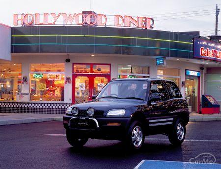 トヨタ RAV4は1994年に登場した初代から数えて、日本市場では現行型は4代目となります。今回はその歴代モデ...
