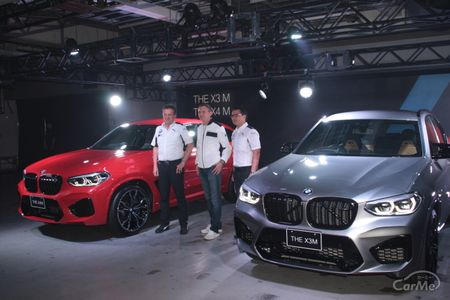 BMWはハイパフォーマンスモデル「M」モデルとしては初となるSAV(スポーツ・アクティビティ・ビークル)/SAC(...