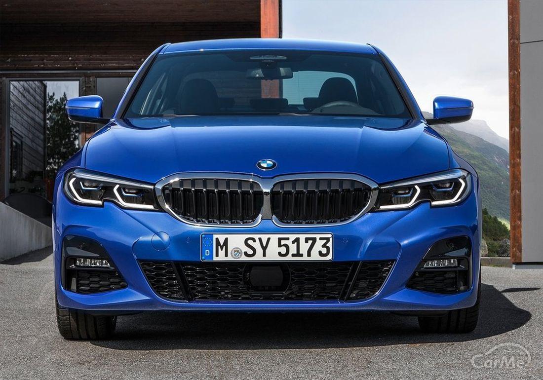 7代目 BMW 3シリーズ セダンの現行モデルとモデルチェンジ前の違い