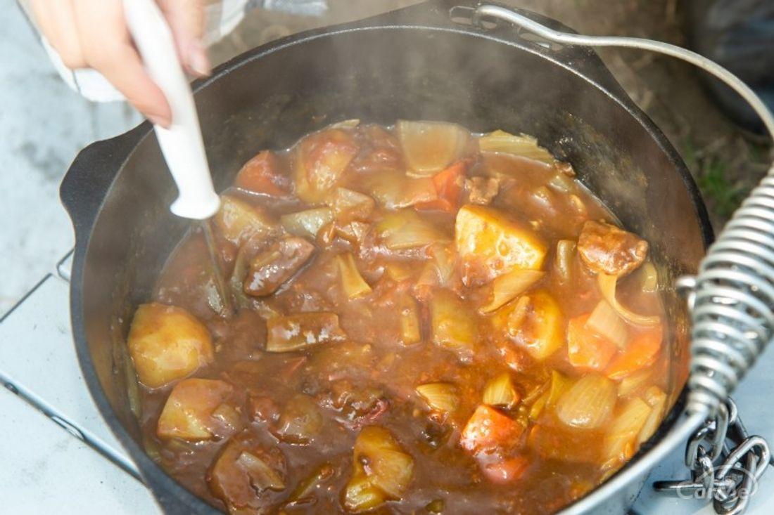 洗い 方 ダッチオーブン