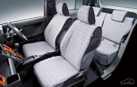 「ジブン、オープン、青空SUV。」をコンセプトに掲げるタフト。日常からレジャーまで、幅広く使えるタフト...