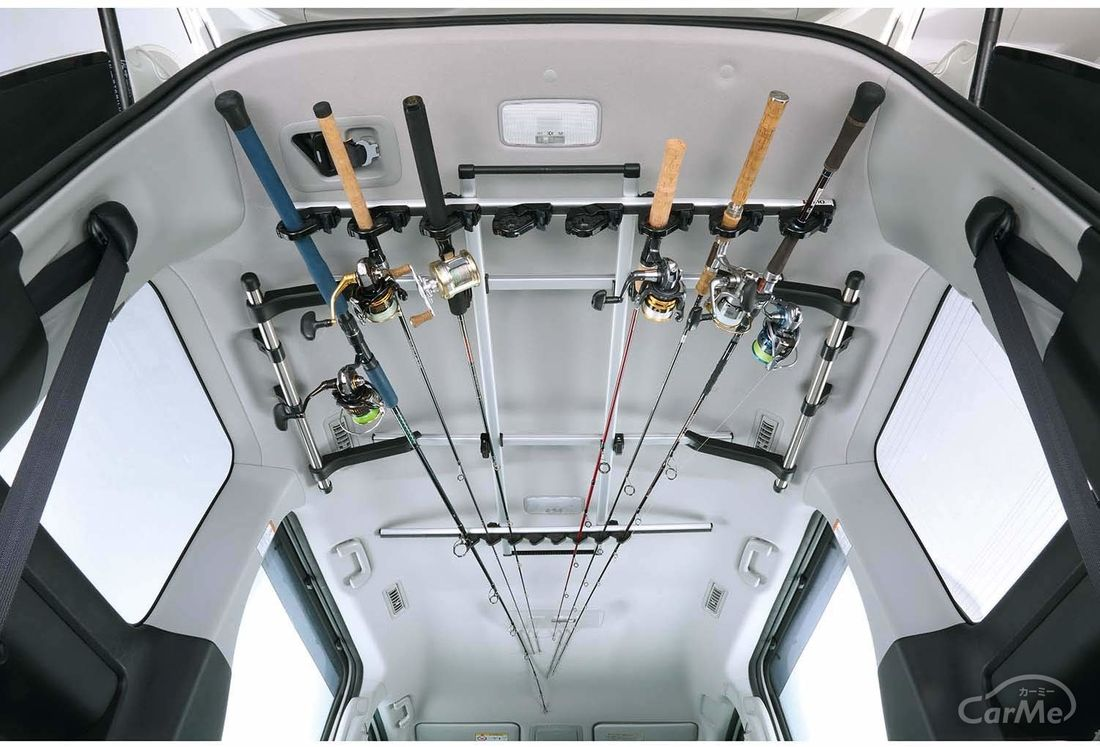 釣り好き必見!超便利な車載用ロッドホルダーのおすすめ5選!