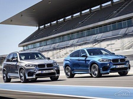 BMWでも人気の高級SUVモデル、X5、X6シリーズに昨年「Mシリーズ」フルモデルチェンジの新型が投入されました...