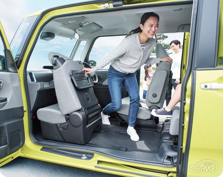 2003年の登場以来、丸みを帯びたエクステリア(外観)を持つトールワゴンタイプ軽自動車として人気を集めてき...