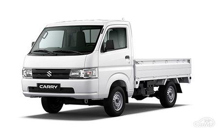 スズキ キャリィは、インドネシアをはじめ、海外145の国・地域で累計200万台以上(軽トラックを除く)を販売...