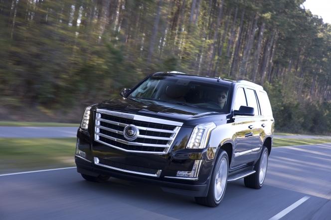 GM(ゼネラルモータース)の高級ブランド、キャデラックが販売するラグジュアリーなフルサイズSUVが、エスカ...
