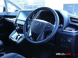 トヨタ ヴェルファイア  HYBRID Zの 内装レビュー !【機能性&デザインを画像で紹介!】