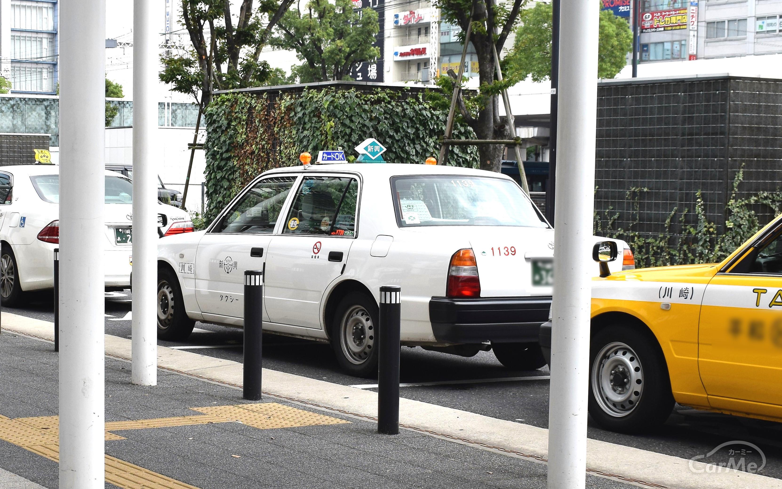 タクシー ワン メーター と は
