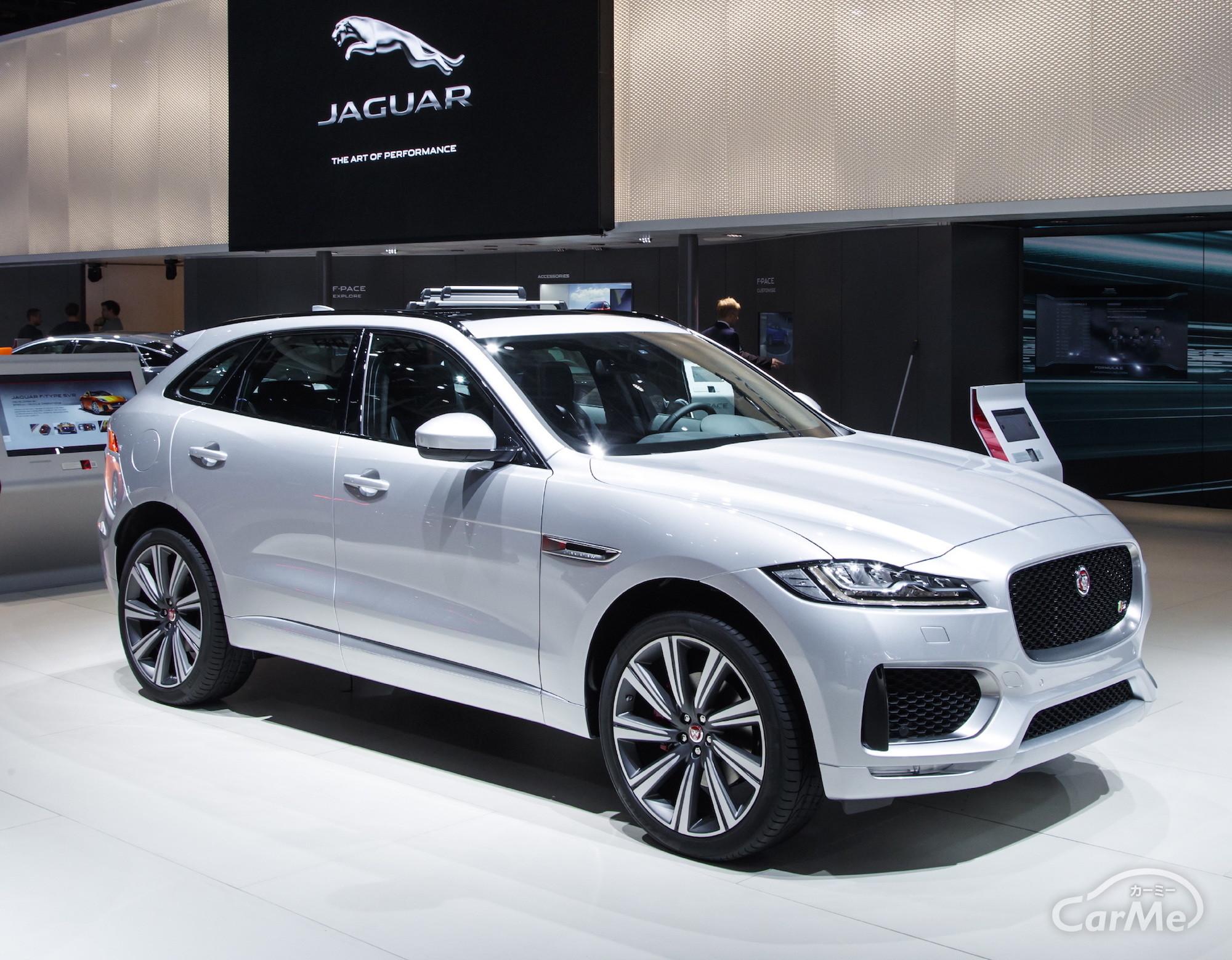 Jaguar Suv F Pace >> ジャガー初の新型SUV「F-PACE」とはどんな車?